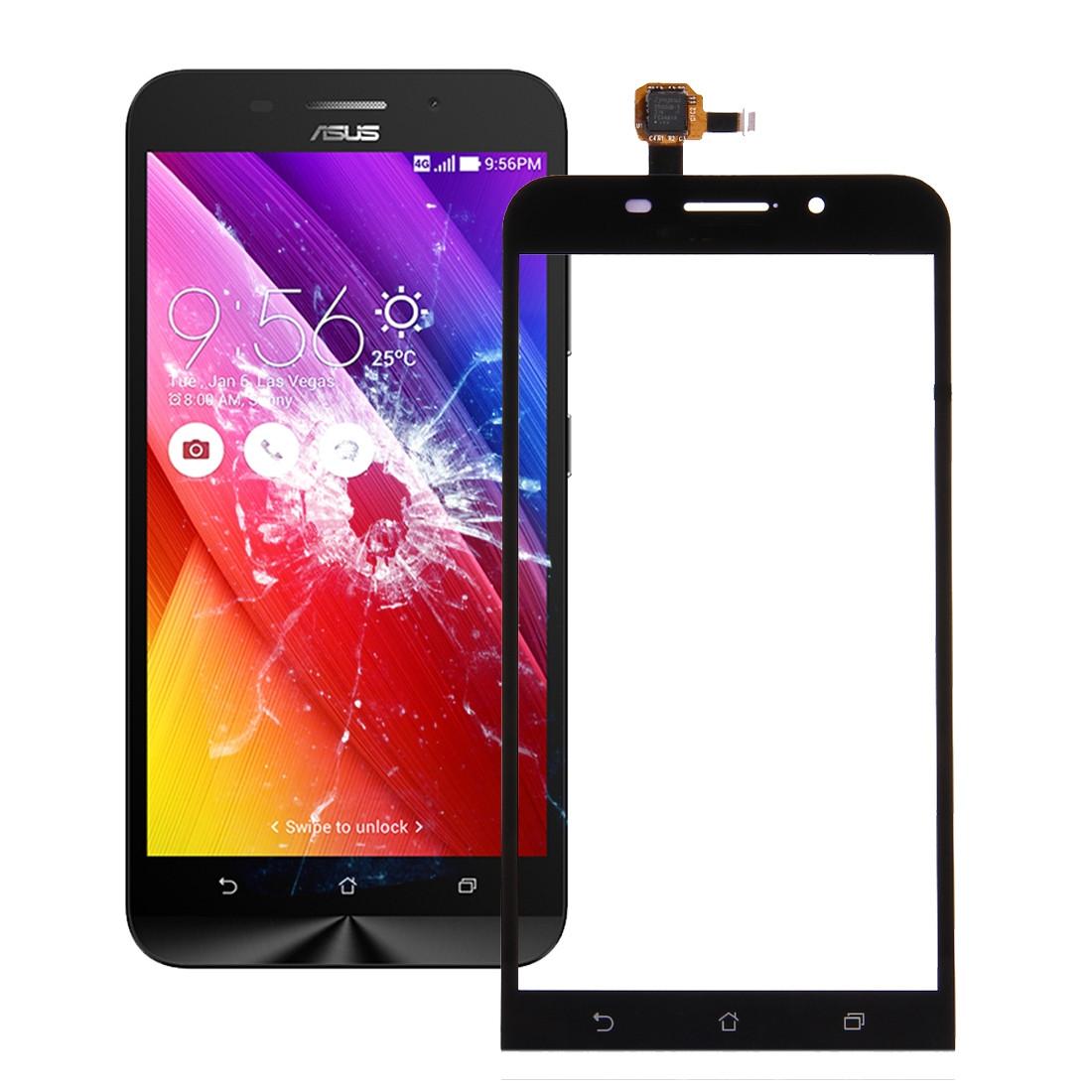 IPartsAcheter Pour Asus ZenFone Max Z010D ZC550KL Ecran Tactile Digitizer Assemblee Noir