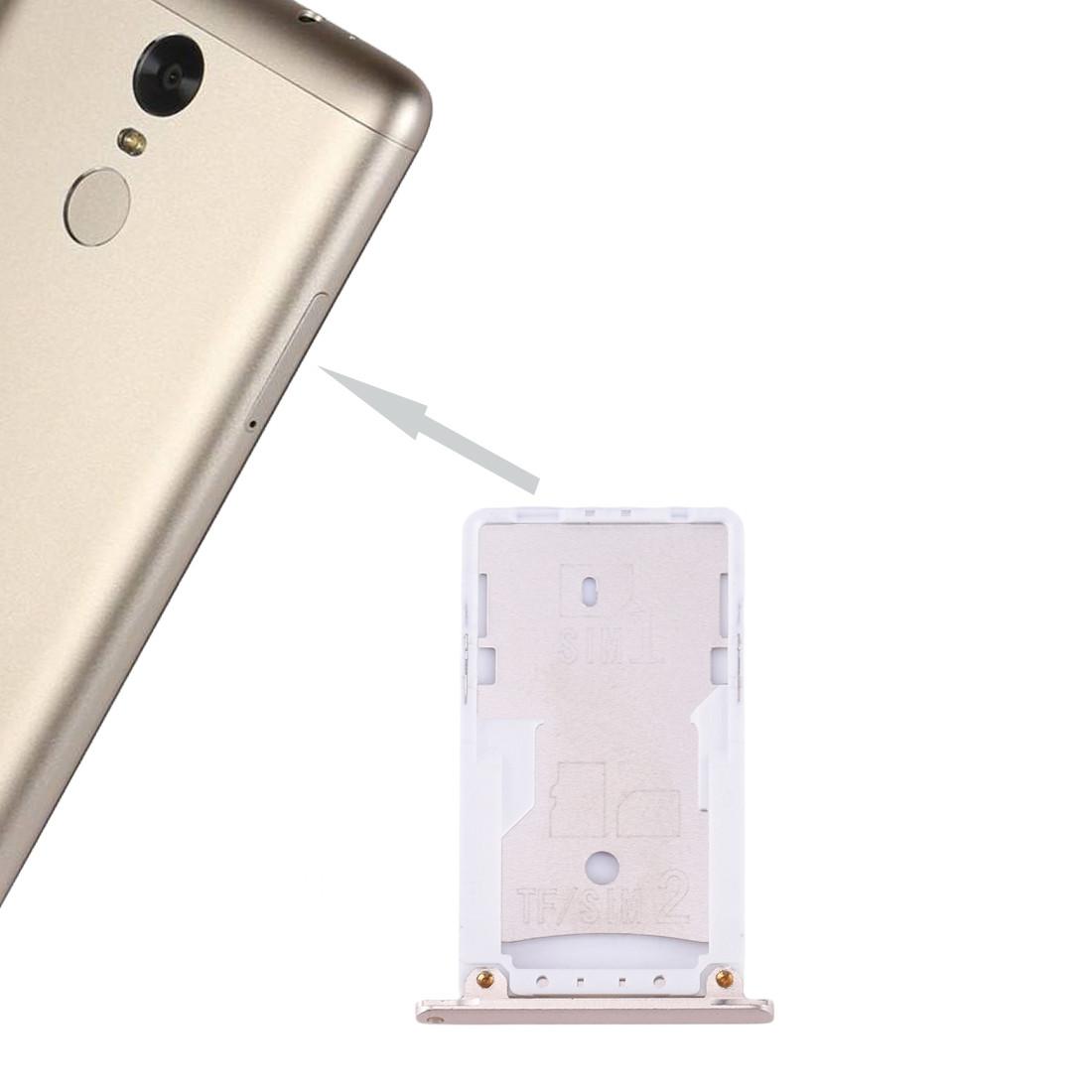 IPartsBuy Xiaomi Redmi Note 3 Qualcomm Version Carte SIM Et TF