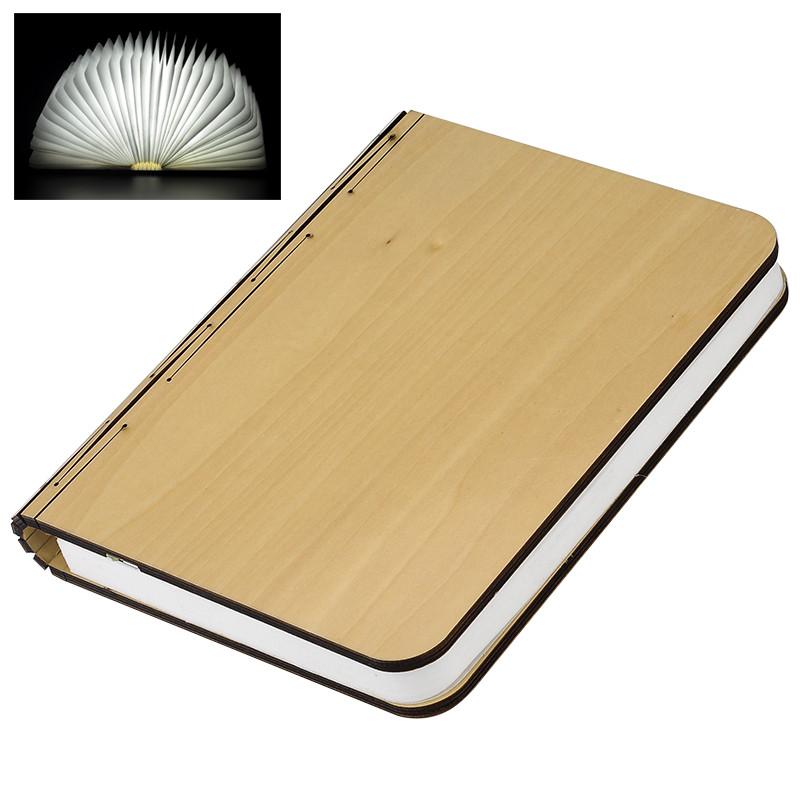 Livre Pliant Lumineux Lampe 200 Lumens 2500mah 4 Heures D Autonomie Eco Responsable