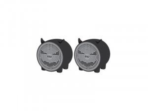 EWA A101C Noir Pack de 2 mini enceintes Bluetooth TWS HAUGEN0005D-20