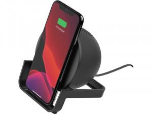 Belkin Boost Charge Stand Noir Enceinte Bluetooth avec chargeur à induction AMPBLK0056-20