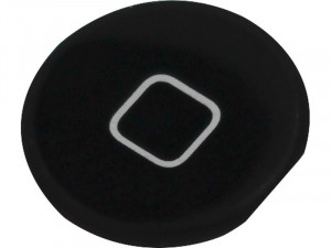 Bouton Home Noir pour iPad mini / iPad mini 2 PDTMWY0197-20