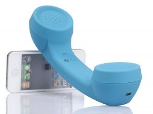 Combiné téléphonique sans fil rétro résistant aux radiations combiné à un récepteur pour téléphone portable C1224-20