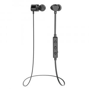 AWEI WT10 Bluetooth Écouteur Casque Sans Fil Casque Neckband Sport Écouteur pour Téléphone Noir C5547528-20