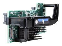 Hewlett Packard Enterprise HPE FlexFabric 650FLB Network adapter PCIe 3.0 x8 20 Gigabit Ethernet x 2 for ProLiant BL460c Gen10, BL460c Gen9, WS460c Gen9 XP2198887R4388-20