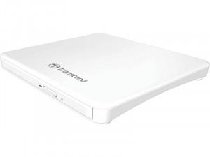 Transcend Graveur DVD 8x externe USB Slim Blanc GRETSD0002-20