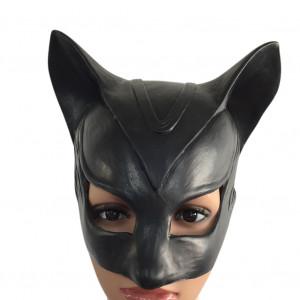 Halloween noir démon chat masque conception chauve-souris mascarades masque partie costume accessoire CH728726-20