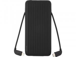 Novodio PureWatt Go 10K Batterie externe 10 000 mAh Lightning et USB-C 15 W BATNVO0141-20