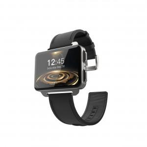 LEMFO LEM4 Pro Ecran de 2,2 pouces 3G Smart Watch Android 5.1 1200mAh Batterie au lithium 1 Go + 16 Go Wifi Prendre une vidéo, Noir C4672127-20