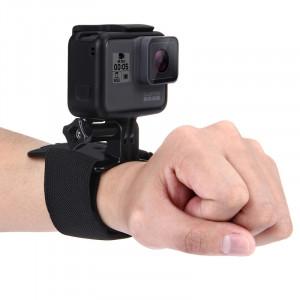 PULUZ Bracelet ajustable pour GoPro HERO5 / 4 Session / 4/3 + / 3/2/1, Longueur du bracelet: 28.5cm SPPU936-20