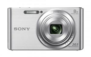 Sony DSC-W830S argent 766640-20