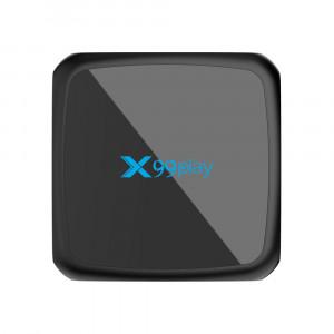 X99 Play Smart TV Box Android 9.0 2G + 16Go IPTV Box Sans fil 4K USB Set Top Box 5G WiFi Netflix Youtube Google Play PK H96 MAX noir_Règlements européens C4793GQPQ5769-20