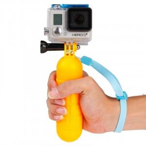 Poignée flottante antidérapante Bobber Poignée à main avec sangle pour GoPro HERO4 / 3 + / 3/2/1 SP19838-20