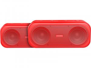 Novodio PocketMax Pro Rouge Pack de 2 enceintes Bluetooth True Wireless HAUNVO0058D-20