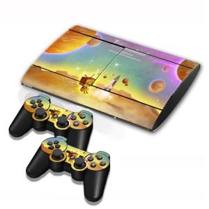 Autocollants pour autocollants série série pour console de jeux PS3 SA003X-20