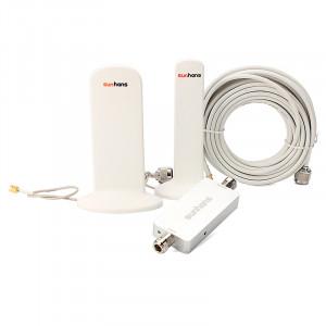 Sunhans Booster / répéteur de signal mobile 2100 Mhz voix + données 300m² SUN3G2100M01-20