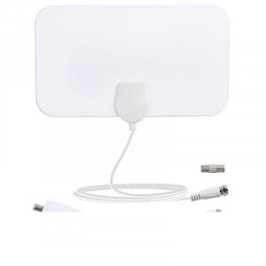 Antenne numérique HDTV d'intérieur d'antenne de 1080P HD Digital Digital 4K avec antenne 4K de 100 milles avec amplificateur C8854518-20