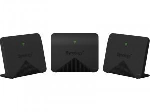 Synology MR2200ac Lot de 3 routeurs Wi-Fi Mesh AC2200 WLSSYN0004D-20