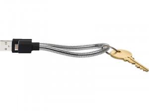 Fuse Chicken Titan Loop M Câble-porte-clés micro-USB/USB ultra résistant CABFCN0005-20