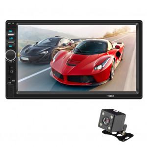 Android IOS interconnexion HD 7 pouces voiture MP4 véhicule enfichable lecteur MP5 écran tactile lecteur multimédia avec caméra C0TGVS10676-20