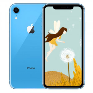 Écran 6.1 pouces Apple iPhone XR 12MP + 7MP RAM 2942mAh 3GB bleu_128GB CLQDM2735-20