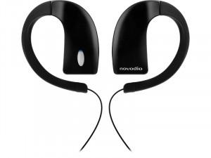 Novodio iH2O Noir Écouteurs intra-auriculaires étanches Bluetooth MICNVO0020-20