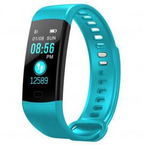 Bracelet Smart avec écran couleur Y5 Bleu CB409461-20