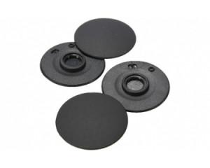 Lot de 4 patins caoutchouc pour MacBook Pro Retina 13'',15'' et 17'' PMCMWY0028-20