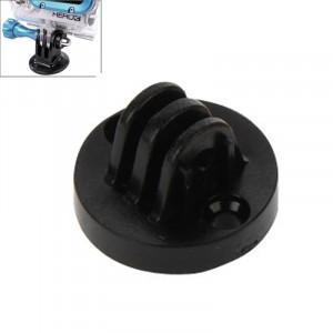 Adaptateur de montage sur caméscope sur trépied pour GoPro HERO4 / 3 + / 3/2 (noir) SA582B6-20