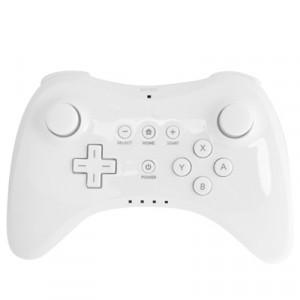 Contrôleur Pro haute performance pour Nintendo Wii U Console (Blanc) SC28WL-20