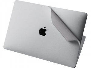 Novodio Skin Cover pour MacBook Air 13'' Argent MBKNVO0037-20