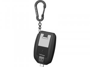 CulCharge 3-in-1 PowerBank 2:GO Batterie 1800 mAh USB-C porte-clés AMPCCH0006-20
