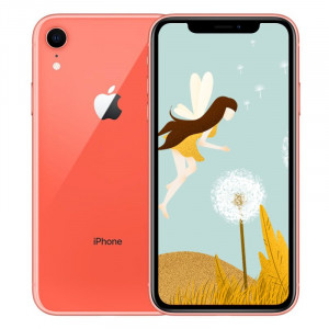 Écran 6.1 pouces Apple iPhone XR 12MP + 7MP RAM 2942mAh 3GB coral_256GB CJCKI9153-20
