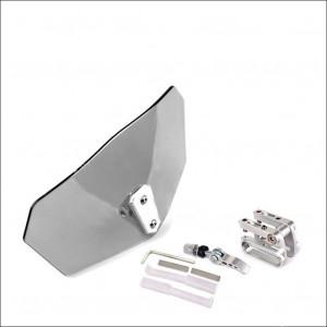 Aileron d'extension de pare-brise moto avec pince ajustable CA8260228-20