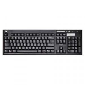 Standard USB Keyboard Black Norwegian Unbranded, NO HP LOGO (N2) XT2238739N2359-20