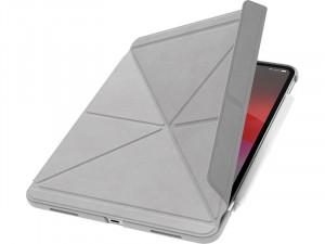 """Moshi VersaCover Gris Pierre Coque avec rabat pliable pour iPad Pro 11"""" IPDMSH0015-20"""
