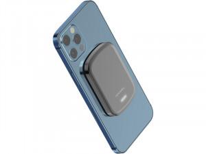 Novodio PureWatt Stick'n Go Batterie externe sans fil magnétique 4200 mAh BATNVO0155-20