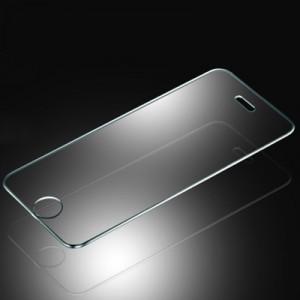 0,26mm 9H + dureté de surface 2.5D Film anti-épreuve à verre trempé pour iPhone 5 / 5S / 5C (transparent) S01068-20