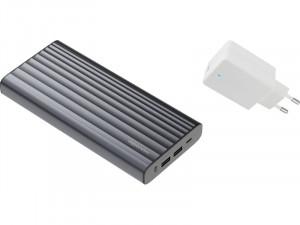 Novodio PureWatt Max 100 W Batterie externe 96,48 Wh USB-C/USB-A + chargeur BATNVO0154D-20