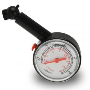 Calibre professionnelle des pneus de pression, plage de pression: 0.5-4kg / cm2 (5-55lbs / in2) SC0112-20