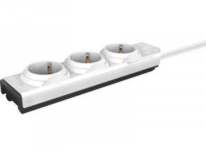 Allocacoc PowerStrip Modular + Multiprise avec un câble commutateur 1 mètre ALIACC0027-20