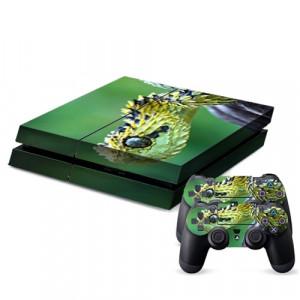Autocollants en autocollant de serpent pour console de jeux PS4 SA016Z-20