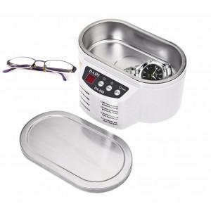 Dispositif de nettoyage de contrôle intelligent de nettoyeur de lunettes de bijoux à ultrasons 600ML C372006RA14270-20