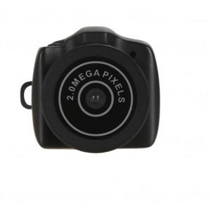 Mini caméra intégrée HD Caméscope Enregistreur Vidéo Plein Air Espion Caché Web Cam Noir C96461468-20