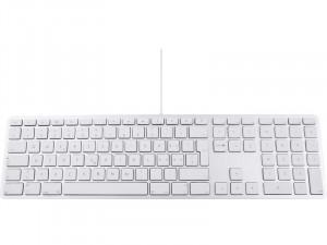 LMP USB Keyboard KB-1243 Argent Clavier AZERTY USB Mac PENLMP0004-20
