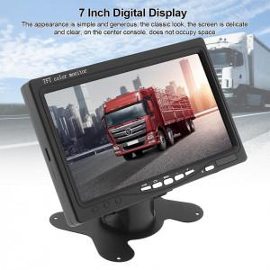 7 pouces Ultra Mince TFT LCD HD Moniteur Audio Vidéo AV Voiture Home Monitor 7 pouces 800 * 480 C0IE0Q2286-20