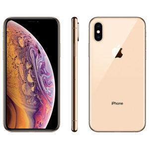 Écran 5.8 Pouces Apple IPhone XS 12MP + 7MP Caméra OLED Affichage 4G LTE Smart Phone Gold_256GB CZB0W19042-20