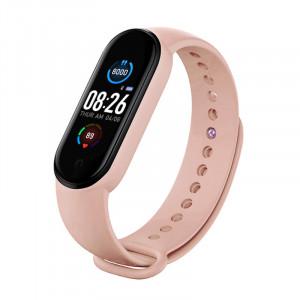 M5 écran couleur montre intelligente Bracelet Fitness Tracker Bracelet extérieur course podomètre Sport montre intelligente bande rose C33379V1L425-20
