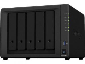 Boîtier Synology DiskStation DS1520+ Serveur NAS 5 baies BOISYN0216-20