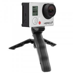 Trépied portatif de rotation rotatif pour GoPro (noir) ST03110-20